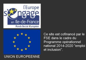 logo l europe s'engage en europe, ce site est cofinancé par le FSE